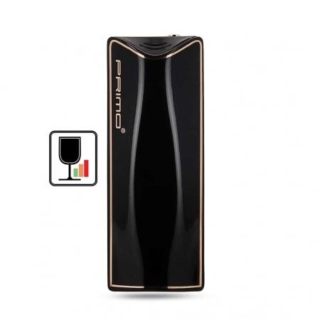Briquet USB AlcoolKit pour Sam Noir