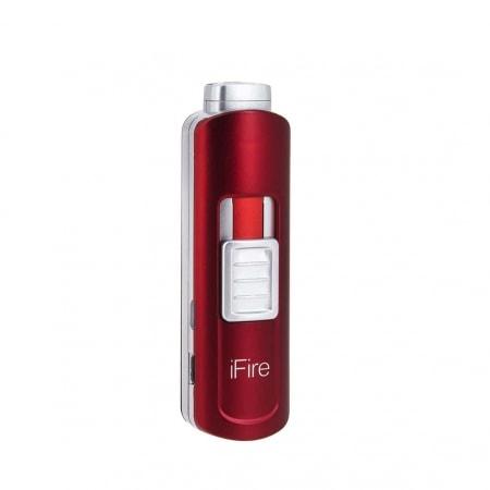 Briquet Arc électrique rouge