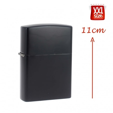 Briquet essence XXL Noir