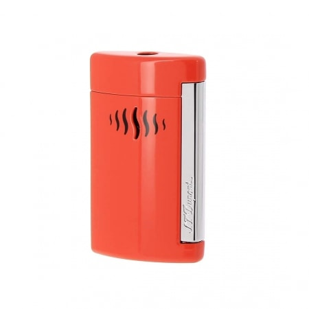 Briquet S.T. Dupont miniJet Orange Corail