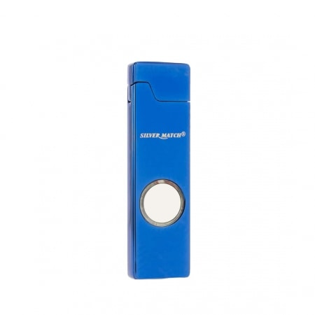 Briquet USB LED Bleu