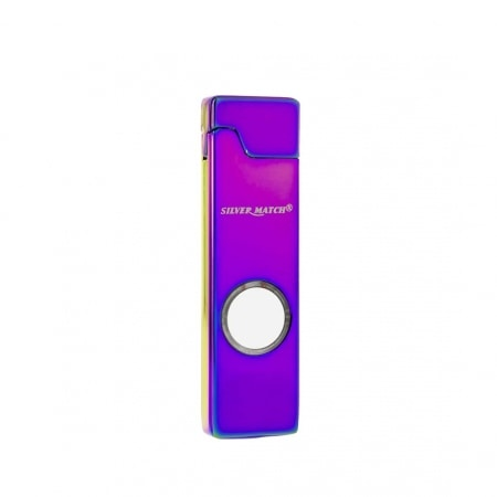 Briquet USB LED Spectrum