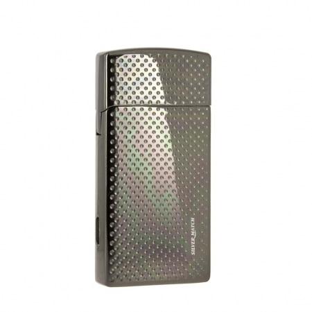 Briquet USB Silver Match Gun