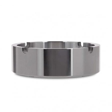 Cendrier Aluminium Rond