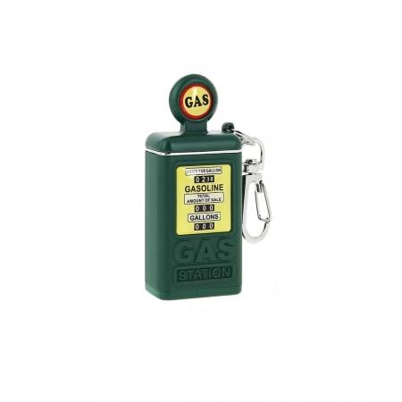 Cendrier de poche Pompe à essence verte
