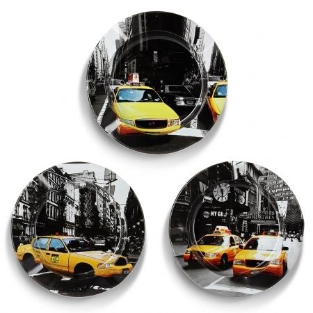 Cendrier Métal Taxi New York City