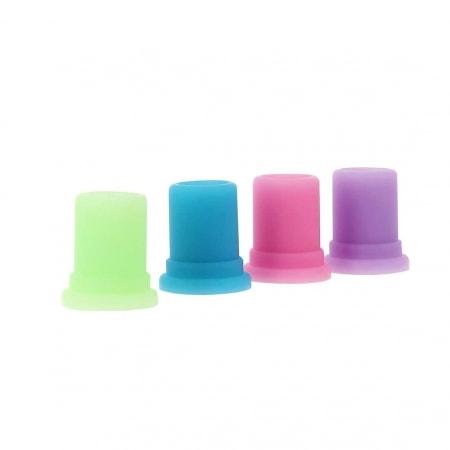Etouffoir à cigarette coloré phosphorescent