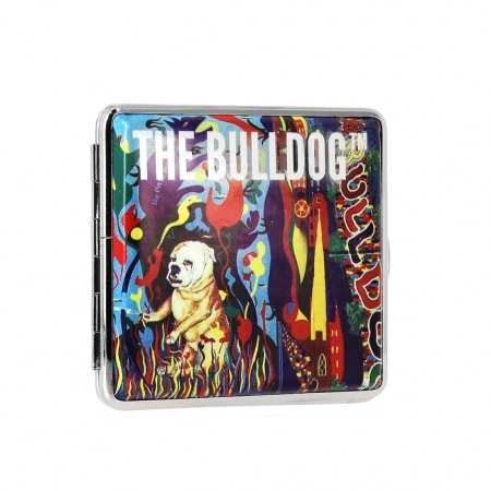 Etui cigarette The Bulldog Art