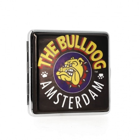 Etui cigarette The Bulldog Amsterdam