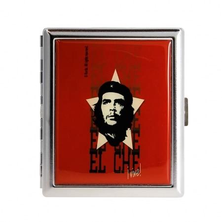 Etui cigarette Che Guevara Rouge