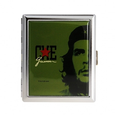 Etui cigarette Che Guevara Vert