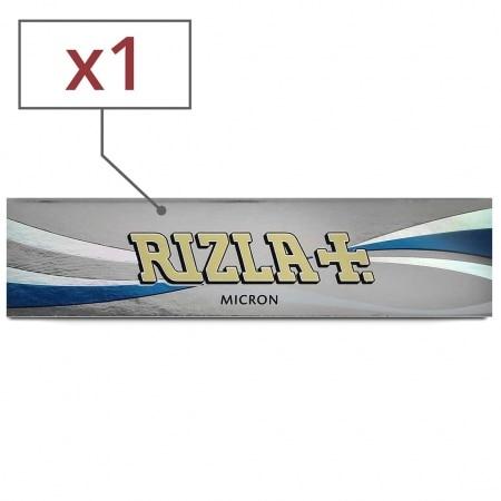 Papier à rouler Rizla + Micron slim x 1