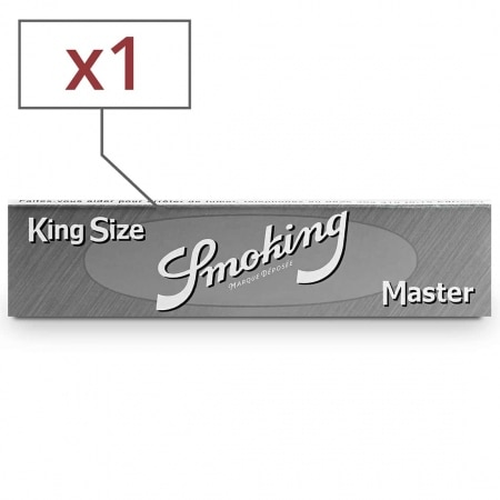 Papier à rouler Smoking KS Master x1