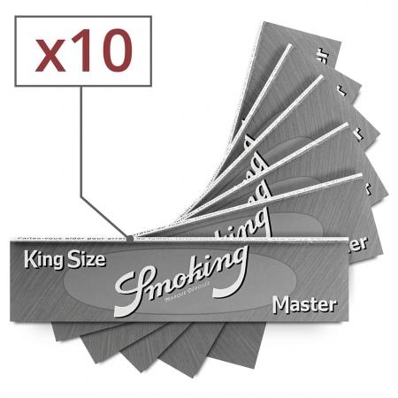 Papier à rouler Smoking KS Master x10