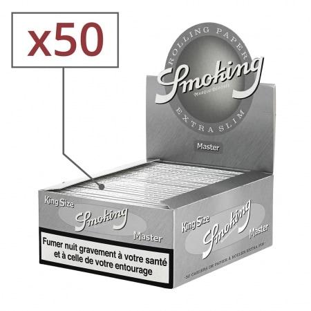 Papier à rouler Smoking KS Master x50