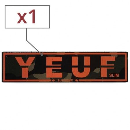 Papier à rouler Yeuf Slim Supreme x 1