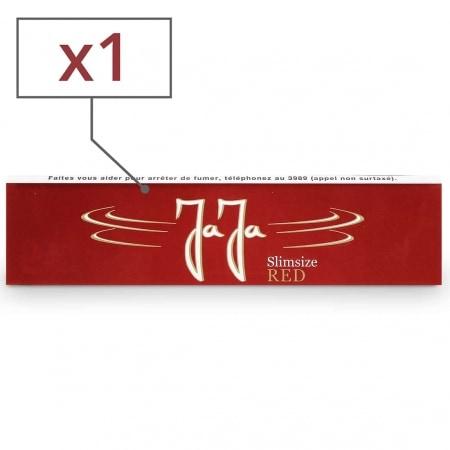 Papier a rouler Jaja Red Slim x 1