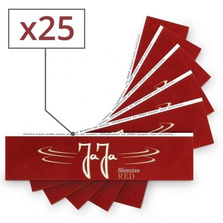 Papier a rouler Jaja Red Slim x 25