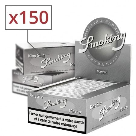 Papier à rouler Smoking KS Master x50 PACK de 3