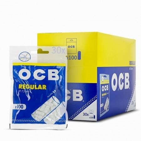 Filtres OCB Régular X30 sachets