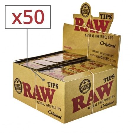 Filtres en Carton Raw x50