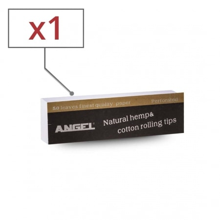 Filtres en carton Angel perforés x 1