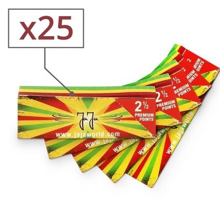 Filtres en carton Jaja Rasta x 25