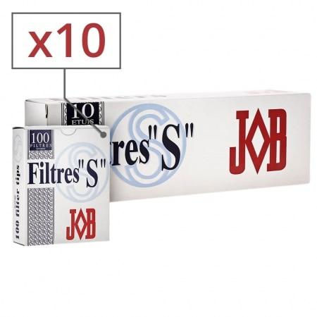 Filtres Job S Régular papier x 10