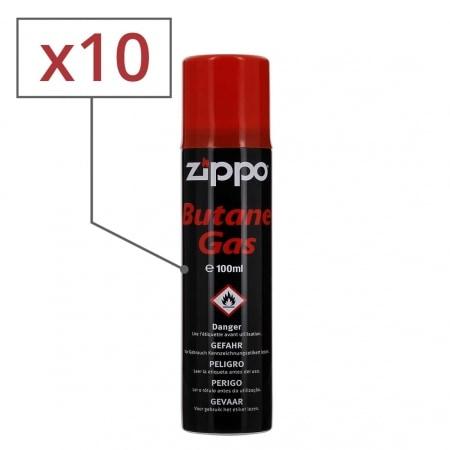 Gaz Zippo 100 ml x 10