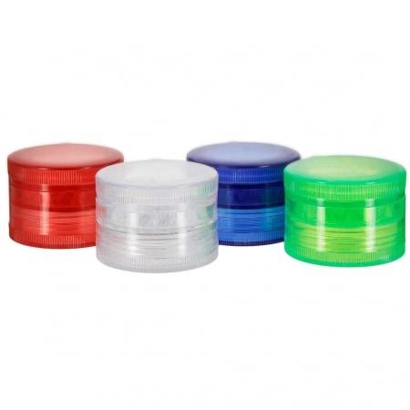 Grinder Acrylique 3 parties couleur surprise