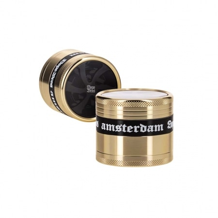 Grinder Dope Bros Amsterdam 4 parties S Champagne