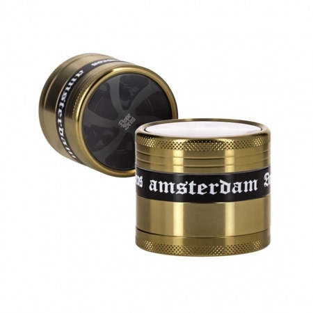 Grinder Dope Bros Amsterdam 4 parties L Bronze