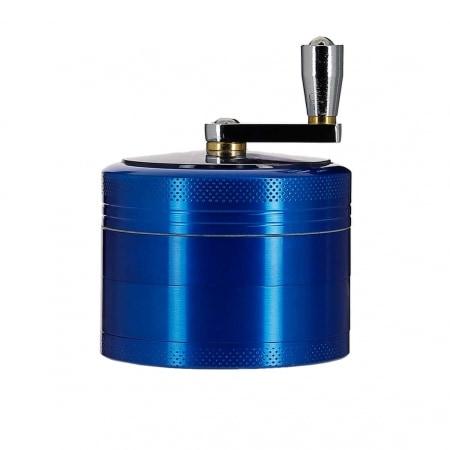 Grinder Manivelle Bleu
