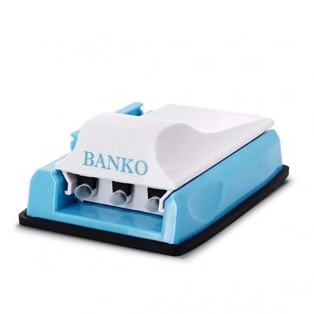 Machine à tuber Triple Banko