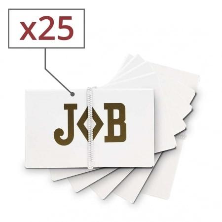 Papier à rouler JOB 38 bis x 25