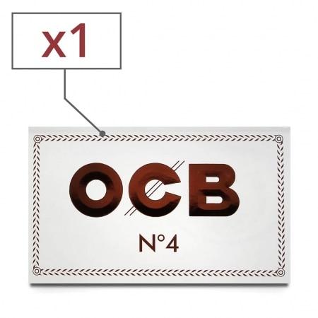 Papier à rouler OCB Blanc x 1