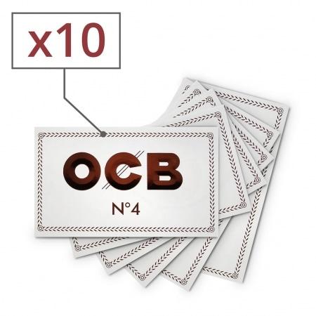 Papier à rouler OCB Blanc x10