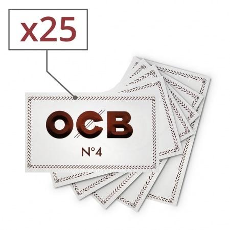 Papier à rouler OCB Blanc x25