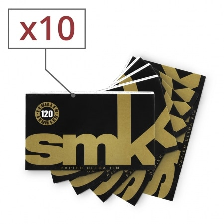 Papier à rouler SMK Régular x 10