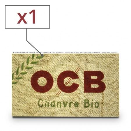 Papier à rouler OCB Chanvre Bio x 1