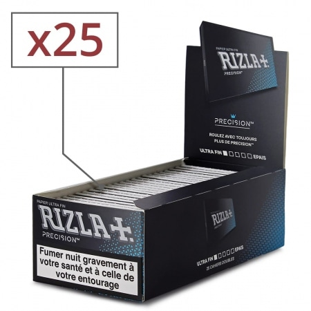Papier à rouler Rizla + Precision x 25