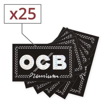 Papier à rouler OCB Premium x25