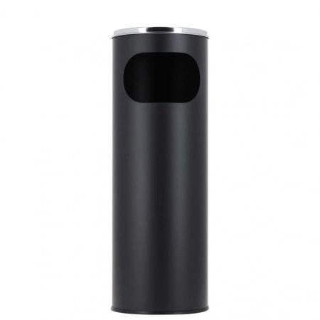 Cendrier poubelle XL noir