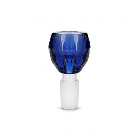 Douille Bang en Verre Grace Glass Bleu