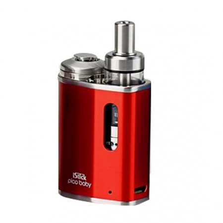 Cigarette electronique Eleaf iStick Pico Baby Rouge