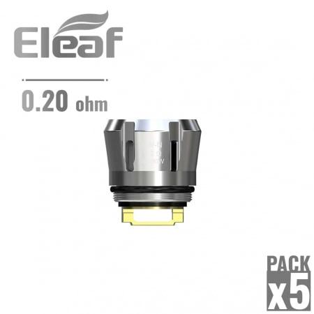 Résistance Eleaf Ello HW-N 0.2 Ω pack de 5