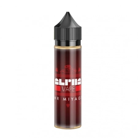 E liquide Alpha Vape Mr Miyagi 0 mg