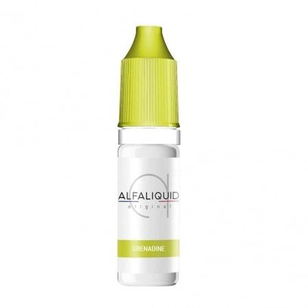 La Bonne Affaire - Eliquide Alfaliquid Grenadine 6 mg