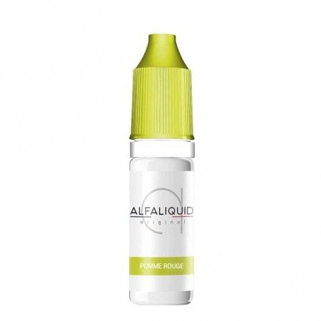 La Bonne Affaire - Eliquide Alfaliquid Pomme Rouge 11 mg