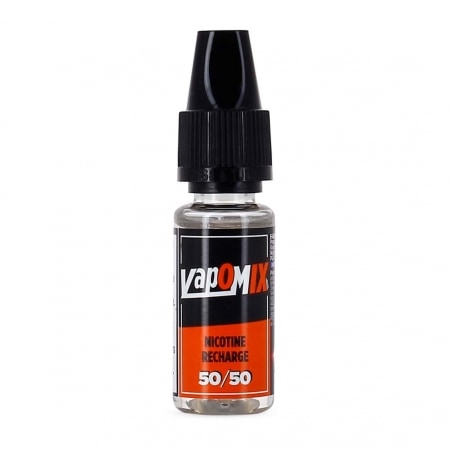 Booster Nicotine Vapomix 20 mg/mL 10 mL PG/VG 50/50